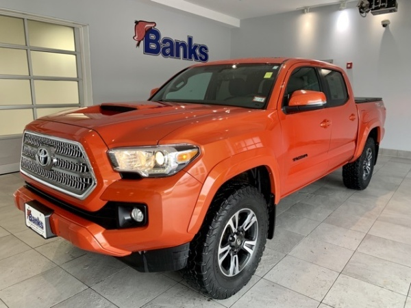 2016 Toyota Tacoma in Concord, NH