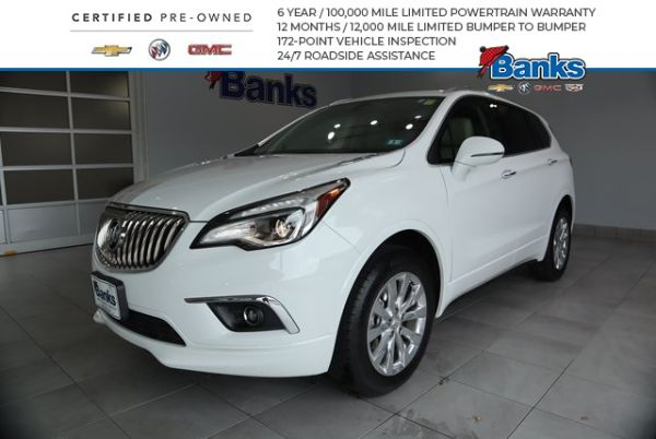 2017 Buick Envision in Concord, NH