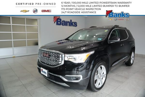 2017 GMC Acadia in Concord, NH
