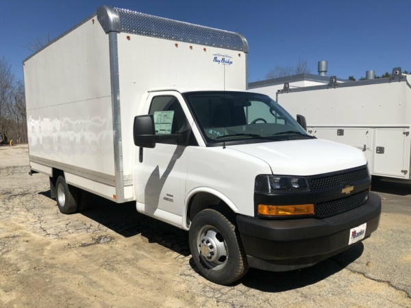2019 Chevrolet Express Commercial Cutaway in Concord, NH