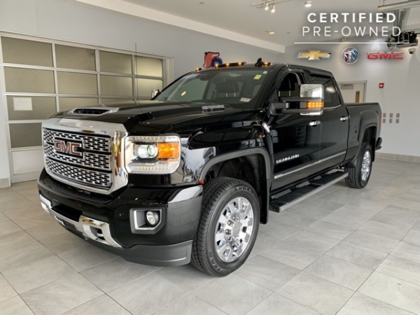2018 GMC Sierra 2500HD in Concord, NH