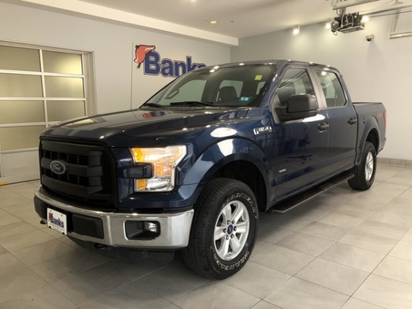 2015 Ford F-150 in Concord, NH