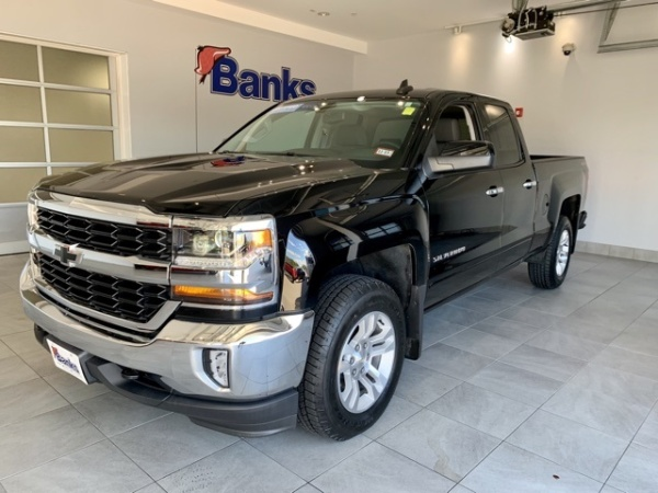2017 Chevrolet Silverado 1500 in Concord, NH