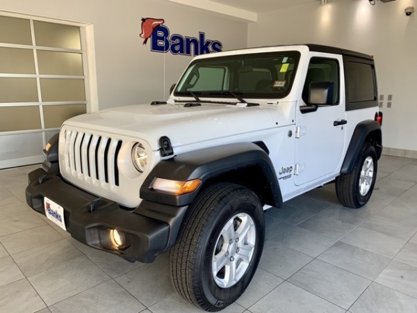 2019 Jeep Wrangler in Concord, NH
