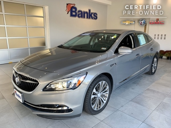 2017 Buick LaCrosse in Concord, NH