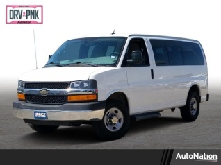 7524fc32b1 2014 Chevrolet Express Passenger 2500 LT RWD SWB for Sale in Arlington