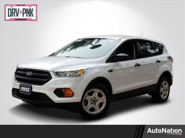 2017 Ford Escape in Ft. Worth, TX