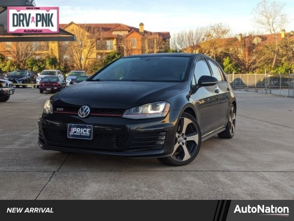 2015 Volkswagen Golf GTI in Ft. Worth, TX