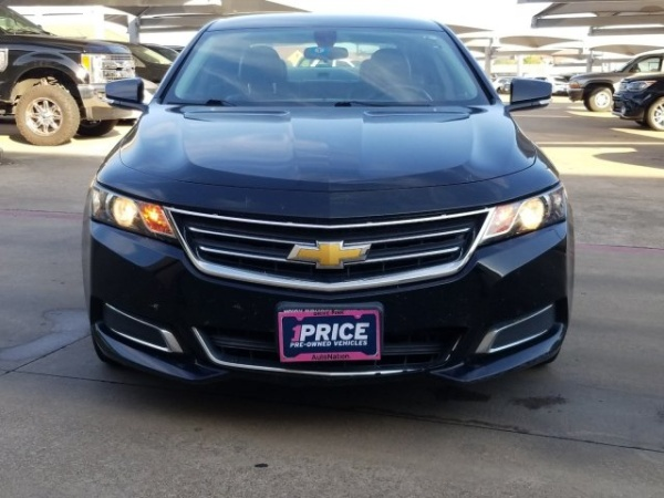 2014 Chevrolet Impala Lt With 2lt For Sale In Ft Worth Tx