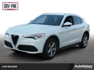 Used Alfa Romeo Stelvio For Sale In Dallas Tx 20 Used Stelvio