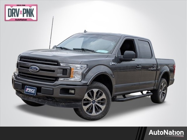 2018 Ford F-150 in Ft. Worth, TX