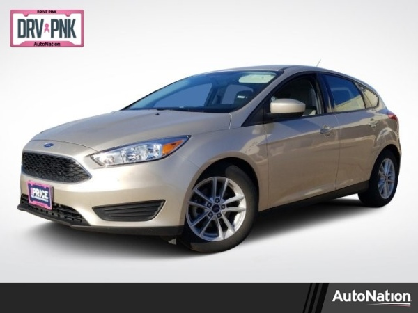 2018 Ford Focus in Fort Worth, TX