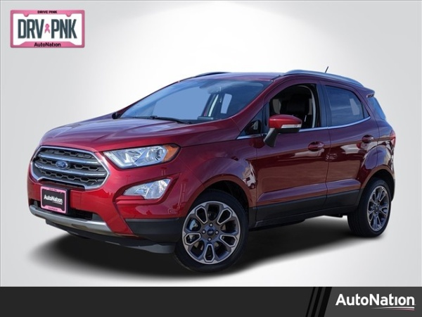 2020 Ford EcoSport in Fort Worth, TX