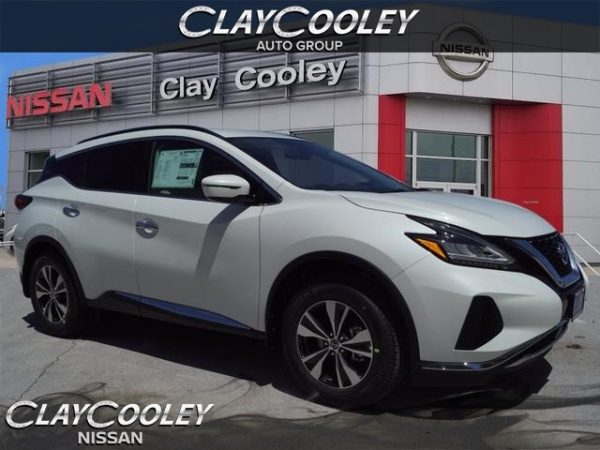 Clay Cooley Irving Tx >> 2019 Nissan Murano Sv Fwd For Sale In Irving Tx Truecar