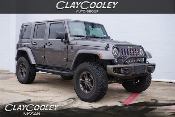 2016 Jeep Wrangler in Irving, TX