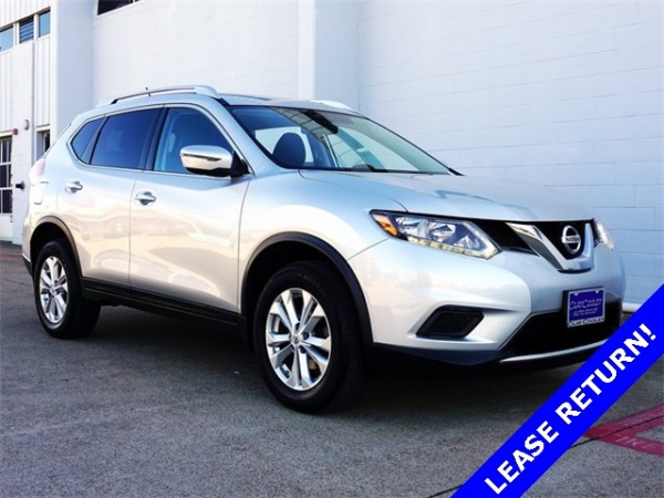 2016 Nissan Rogue in Irving, TX