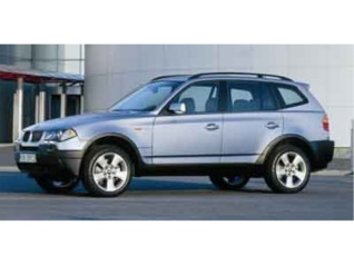 Used 2004 BMW X3 25i AWD For Sale In Dallas TX
