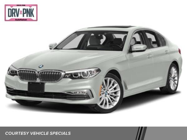 2019 BMW 5 Series in Dallas, TX