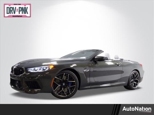 2020 BMW M8 in Dallas, TX