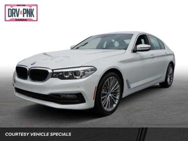2018 BMW 5 Series in Dallas, TX