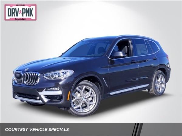 2020 BMW X3 in Dallas, TX