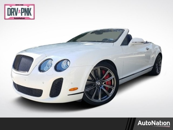 2011 Bentley Continental Supersports in Dallas, TX