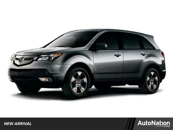 2008 Acura MDX with Entertainment/Technology Package