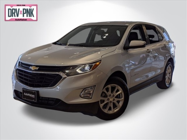 2020 Chevrolet Equinox in Amarillo, TX