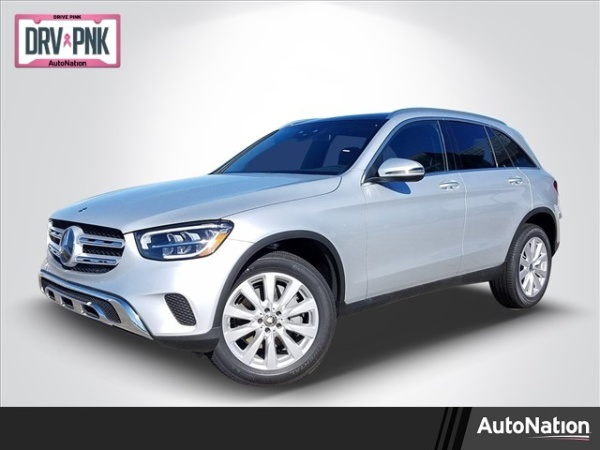 2020 Mercedes-Benz GLC in Houston, TX