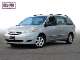Used 2008 Toyota Sienna CE 7 Passenger FWD For Sale In Houston, TX