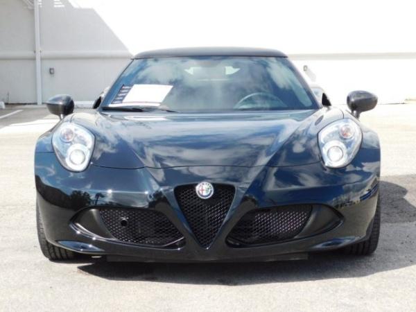 Alfa Romeo C Coupe For Sale In Houston TX TrueCar - Alfa romeo 4c houston