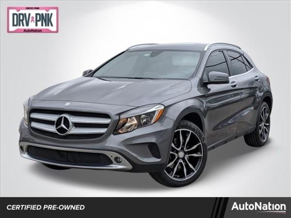 2017 Mercedes-Benz GLA in Houston, TX