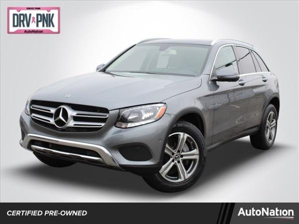 2018 Mercedes-Benz GLC in Houston, TX