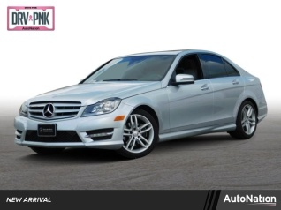 Perfect Used 2013 Mercedes Benz C Class C 250 Sport Sedan RWD For Sale In