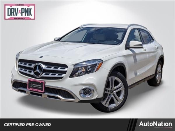 2018 Mercedes-Benz GLA in Houston, TX