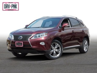 Used 2014 Lexus RX RX 350 FWD For Sale In Houston, TX