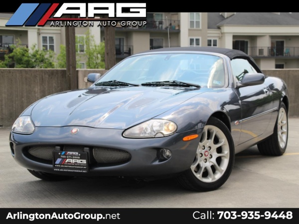 2000 Jaguar XK8 Supercharged Convertible For Sale in