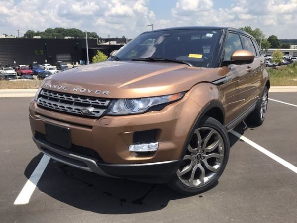 2015 Land Rover Range Rover Evoque in Charlotte, NC