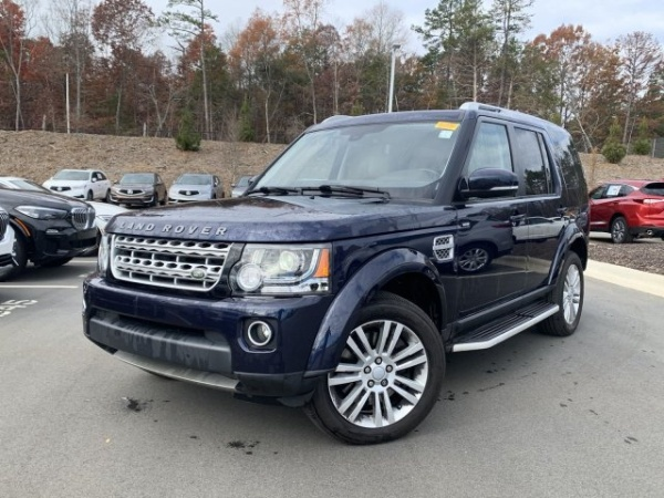 2016 Land Rover LR4 in Charlotte, NC