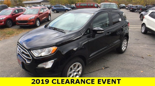 2019 Ford EcoSport in Westminster, VT