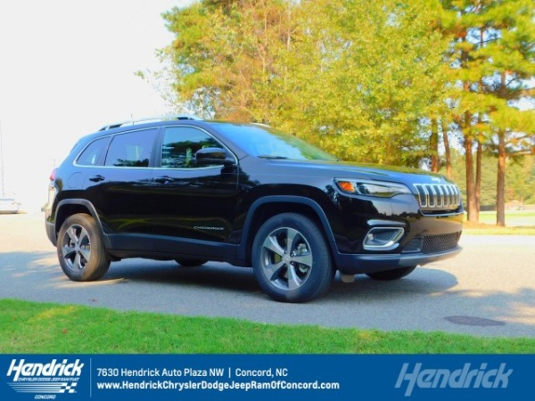 2020 Jeep Cherokee in Concord, NC
