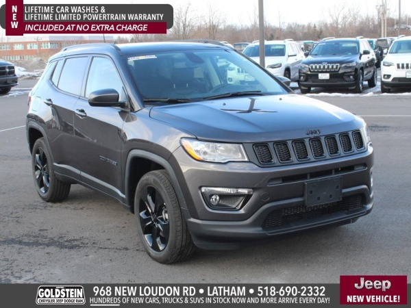 2020 Jeep Compass in Latham, NY