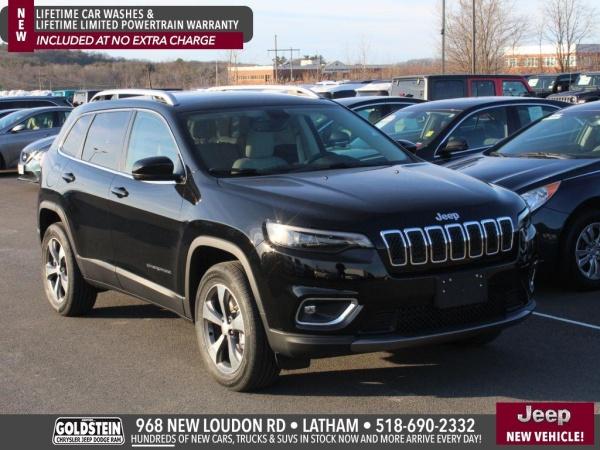 2020 Jeep Cherokee in Latham, NY