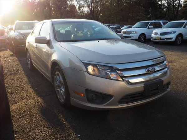 2010 Ford Fusion in Vauxhall, NJ