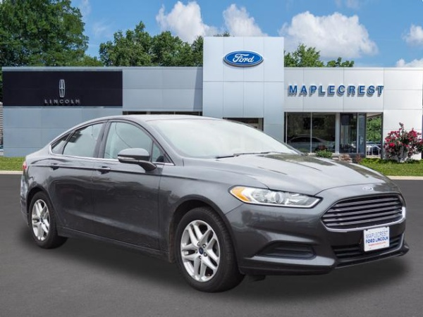 2016 Ford Fusion in Vauxhall, NJ