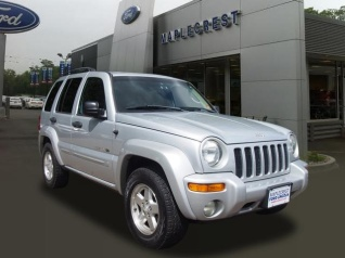Used 2003 Jeep Liberty Limited 4WD For Sale In Union, NJ