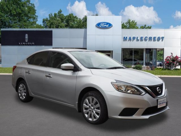 2016 Nissan Sentra in Vauxhall, NJ