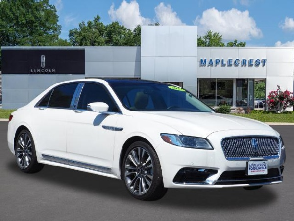 2017 Lincoln Continental in Vauxhall, NJ
