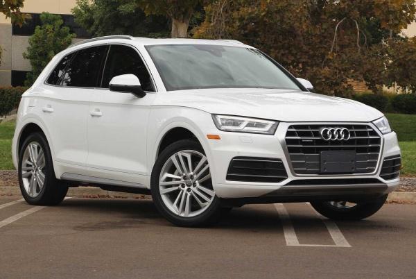 2018 Audi Q5 in Escondido, CA