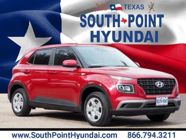 2020 Hyundai Venue in Austin, TX